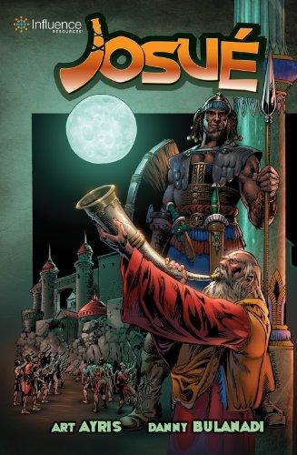 Josue (Bible epic) (Spanish Edition)