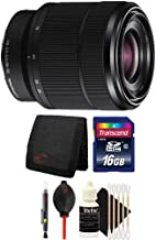 $246 Get Sony FE 28-70mm f/3.5-5.6 OSS Lens for Sony Full Frame or Crop Mirrorless Cameras with Cleaning Tools and More