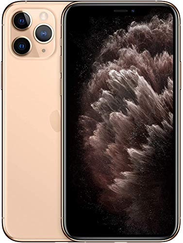 Apple iPhone 11 Pro 256GB Gold (Renewed)