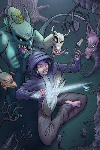 Twilight Lady: Dance of the Indwellers (Paranormal Fantasy Manga Comic) (English Edition)