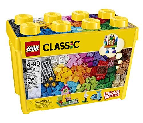 Grande Boîte de Briques Créatives LEGO 10698 Classic 790 Pièces - 3