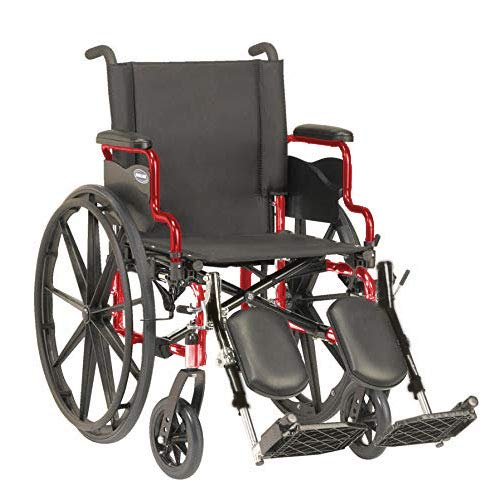 Invacare 9000 XT High Performance Wheelchair