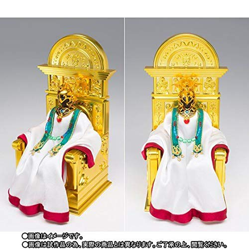 BANDAI Saint Seiya Cloth Myth EX Aries Shion Surplice Former Grand Pope Set