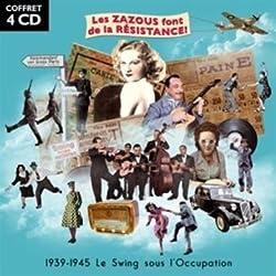 Les Zazous Font de la Résistance-1939-1945, Le Swing sous l'Occupation