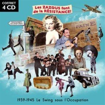 Les Zazous Font de la Résistance-1939-1945, Le Swing sous l\'Occupation