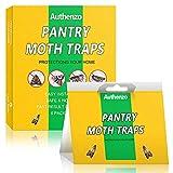 Best Moth Traps - Authenzo Pantry Moth Traps, Premium Moth Traps Review
