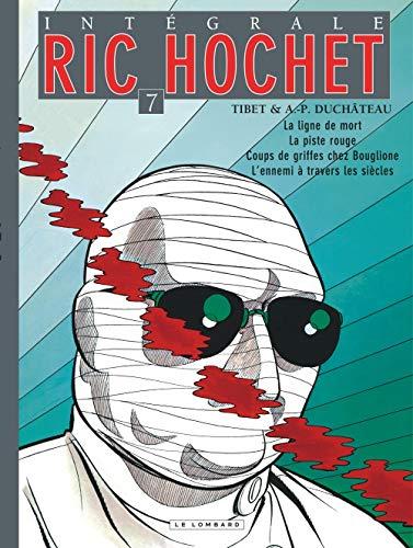 L'intégrale Ric Hochet, tome 7