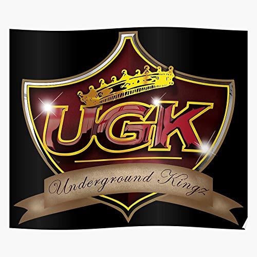 Orangeburp Studio Album Underground Kingz Ugk the best and newest poster for wall art home decor room