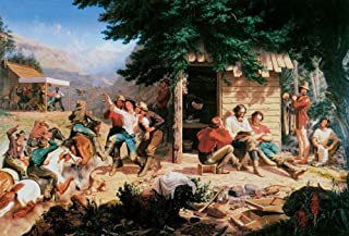 WONDERFULITEMS Sunday Morning in The Mines by Charles Christian NAHL 11