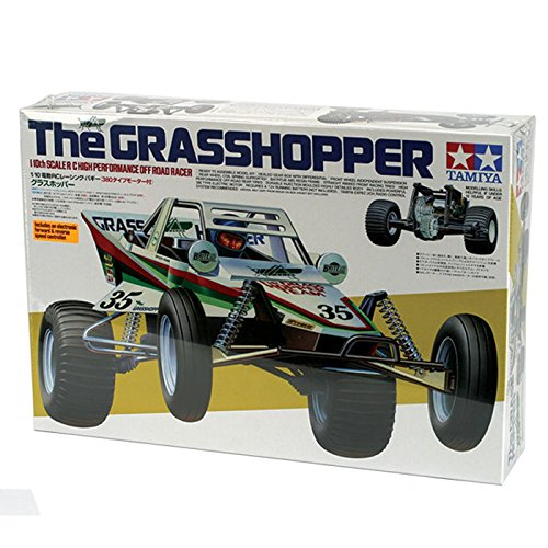 Tamiya Grasshopper RC Model Kit  # 58346 (Re-Release)
