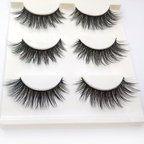 Trcoveric 3D Fake Eyelashes