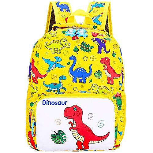 Mochila Infantil  BETOY para Niños de Dinosaurios Escolar   Preescolar Lindo de Kindergarten