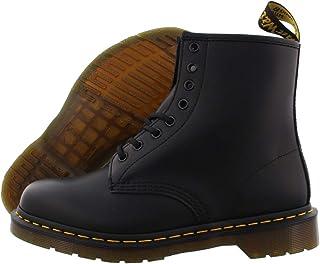 Women's Work Combat Boot, Black Industrial Full Grain, 7