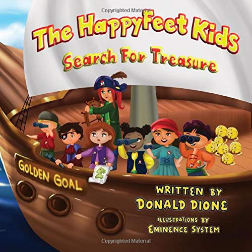 The HappyFeet Kids Search for Treasure