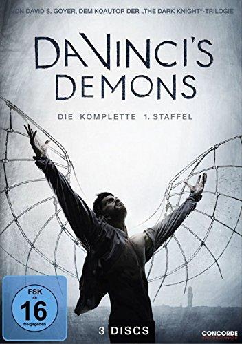 Da Vinci's Demons - Die komplette 1. Staffel [3 DVDs]