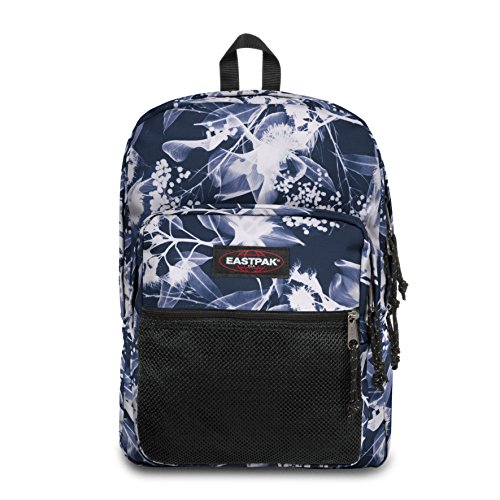Eastpak PINNACLE Zaino Casual, 42 cm, 34 liters, Multicolore (Navy Ray)