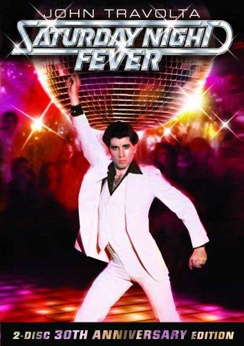 Pop Culture Graphics Saturday Night Fever Poster Movie E 11x17 John Travolta Karen (Lynn) Gorney Barry Miller