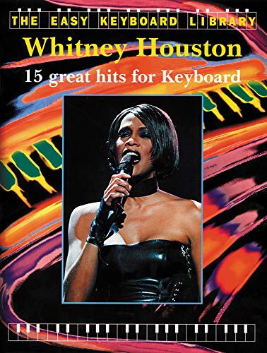 Easy Keyboard Library: Whitney Houston