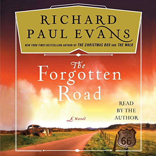 Couverture de The Forgotten Road
