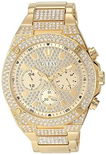 GUESS Reloj DE Pulsera Caballero con C.Swarovski GW0059G2