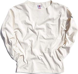[マックアイ] Tシャツ 長袖 ボートネック [襷-TASUKI] 日本製 [メンズ]