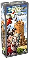 カルカソンヌ:塔 拡張セット4 (2016年版) Carcassonne Erweiterung 4: Der Turm (2016 Edition) [並行輸入品]