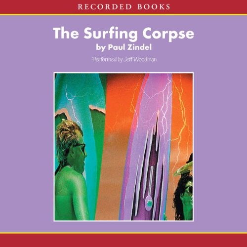 The Surfing Corpse  By  cover art