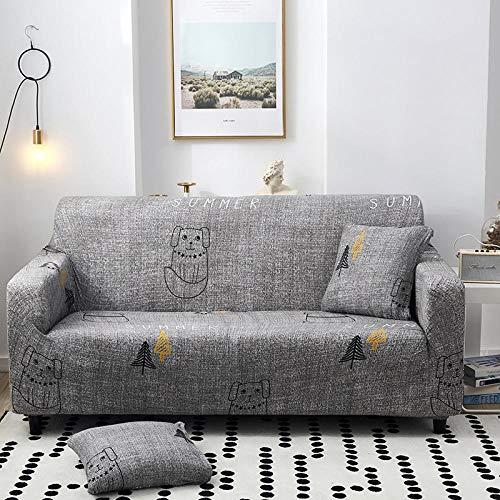 Sofabezug Hund Malen2 Seater(145—185Cm),Stretch Große Couchbezüge Soft Sofa Cover Möbel Protector Mit Rutschfesten Trägern,Für Sofa,Protector Soft Thick Pet Sofa Protector