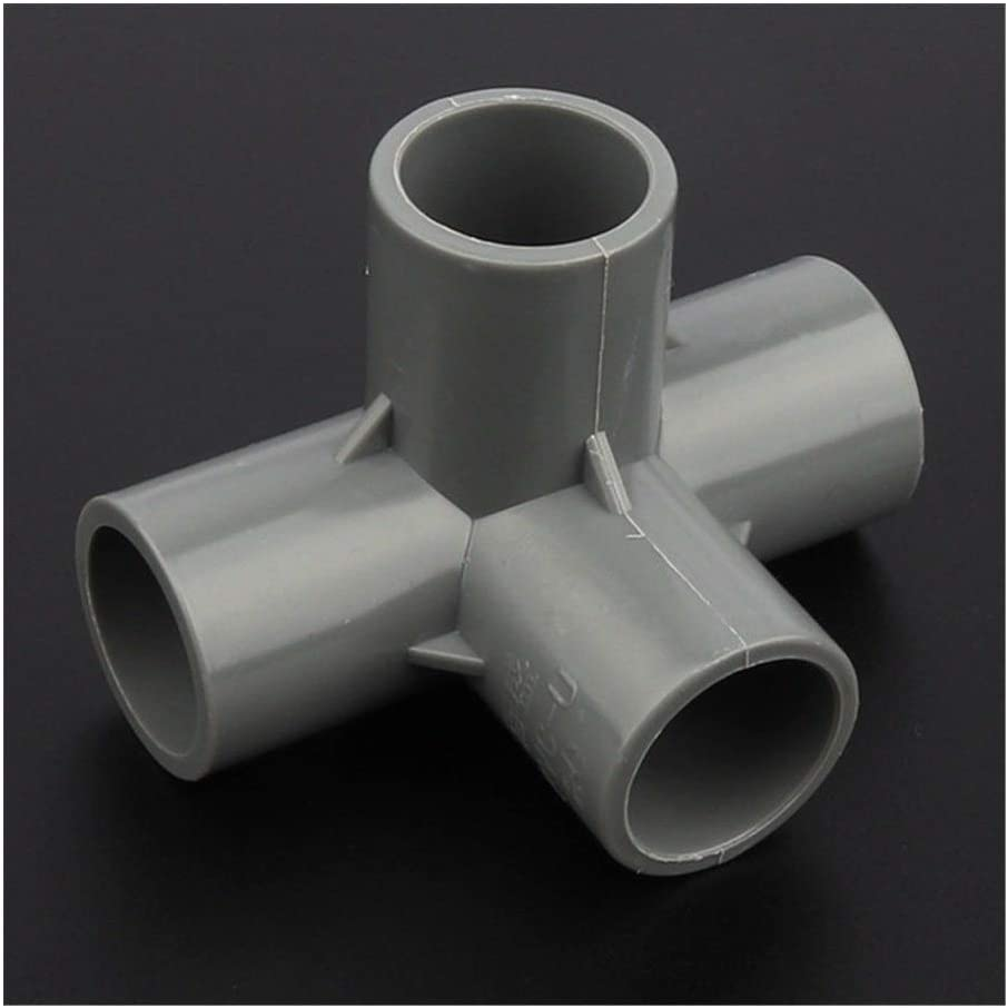 Sturdy 40mm PVC Pipe Connector All stores Phoenix Mall are sold Stereoscopic Irrigatio Drip 4Ways