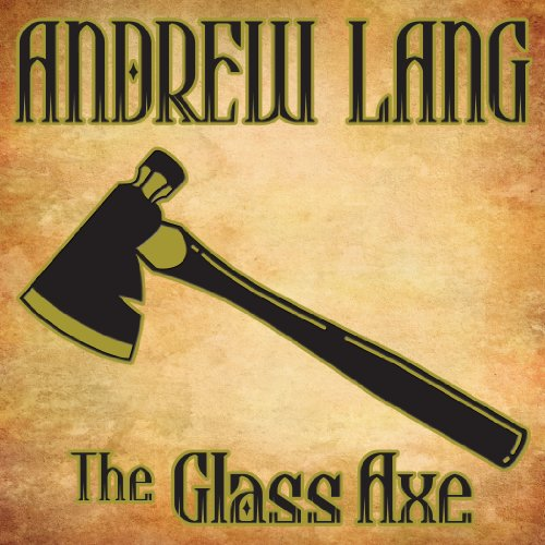 The Glass Axe audiobook cover art