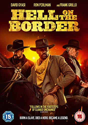 DVD - Hell On The Border (1 DVD)