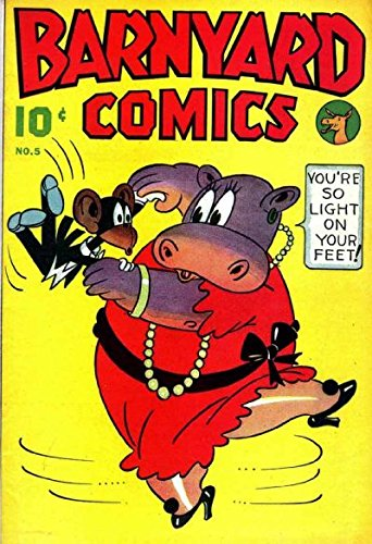 Barnyard Comics #5 (English Edition)