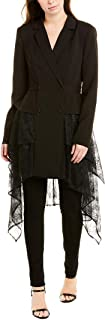 Womens Jacket, S, Black