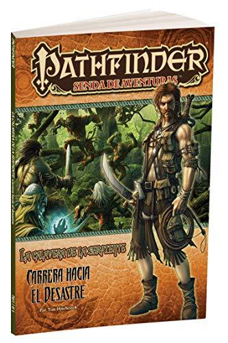 Pathfinder - La calavera de la serpiente: Carrera hacia el desastre (Devir PFCASE2)