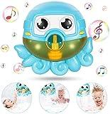 joylink Máquina de Burbujas de Baño, Ducha de Niños Baño de Burbujas...