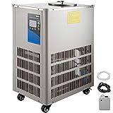 VEVOR Laboratory Chiller Circulator 5L Chiller Lab -20℃ Low Temperature Cooling Liquid C...