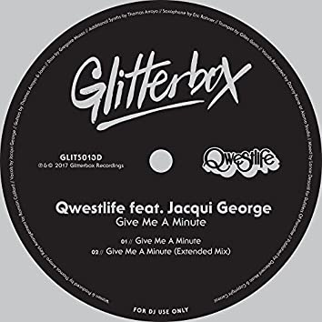 Give Me A Minute (feat. Jacqui George)