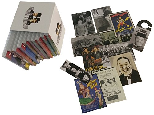 Laurel & Hardy Special Limited Edition Box [10 DVDs]