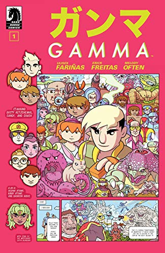 Gamma #1 (English Edition)