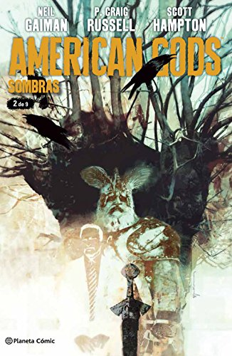 American Gods Sombras nº 02/09 (Independientes USA)