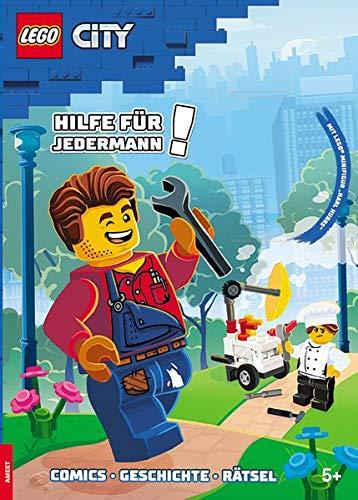 LEGO® City – Hilfe für Jedermann