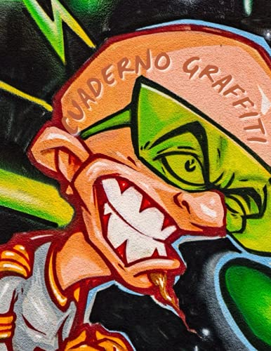 Cuaderno Graffiti