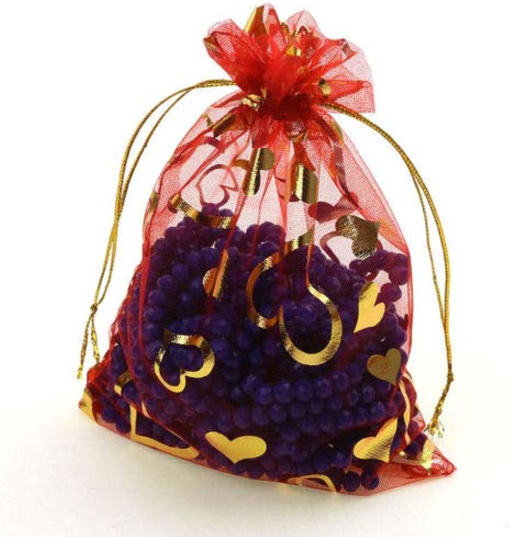 FidgetFidget Candy Favor 100pcs Red4.3 x6.3