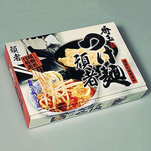 ご当地名店ラーメンシリーズ 埼玉つけ麺 頑者 大 ×20箱 PB-59