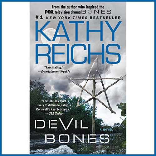 Couverture de Devil Bones