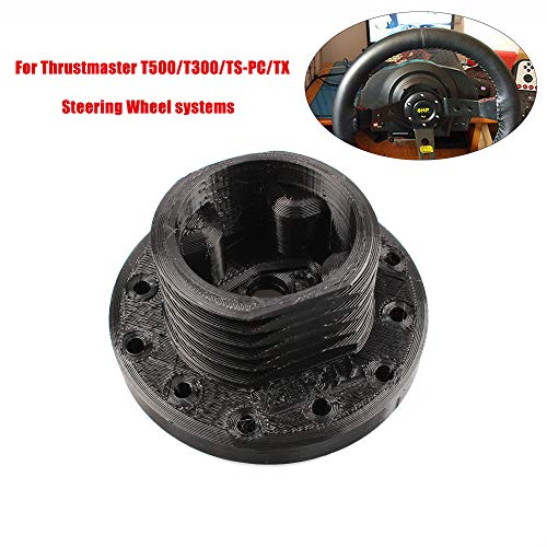 A Steering Wheel Mounting Adapter for Thrustmaster T500 / T300 / TS - PC/TX Steering Wheel systems