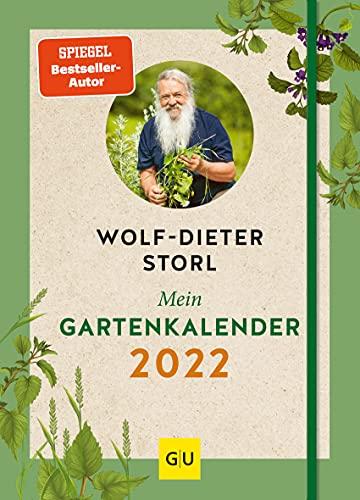 Mein Gartenkalender 2022 (GU Garten Extra)
