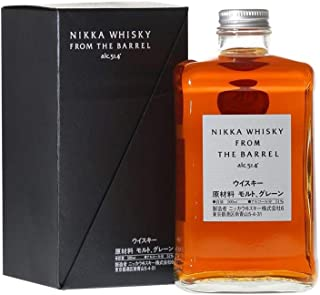 Nikka from the Barrel 51.2 ° - Blended Scotch Whiskey - 50 cl