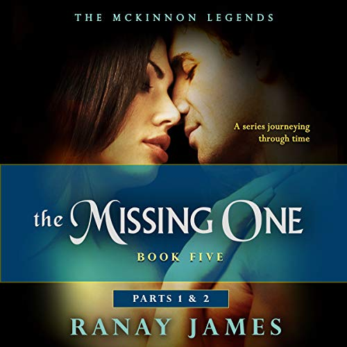 The Missing One: Parts 1 and 2 audiobook cover art