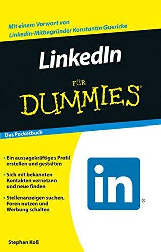 Koß, Stefan: LinkedIn für Dummies